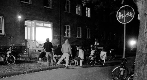 Filmretrospektive Evgenij Kondrat'evs in der Alten B�ckerei in Greifswald / 30.07.2009