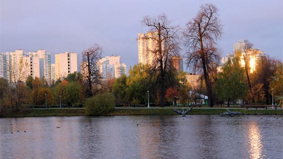 Vorontsovskij Park / ???????????? ???? � ??????? ?????????