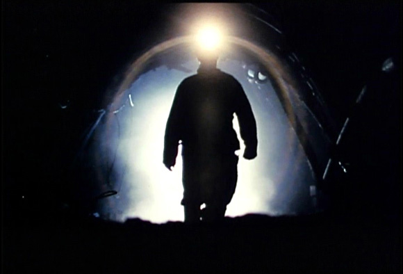 �Alien.� Still from Maria Miro�s Coal Dust. Image courtesy of the author.